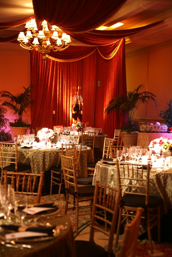 Teatro event produced by Creative Agenda